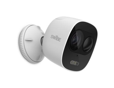 Utomhuskamera med WiFi och rörelsedetektor
